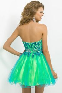 Cute green prom dress | Beauty | Pinterest