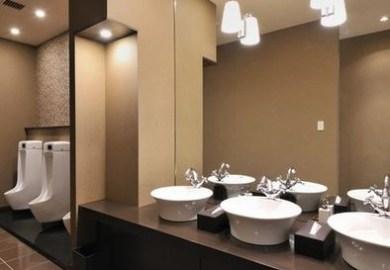 Ideas About Restroom Design On Pinterest Public