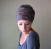 MY VICTORIAN HEART Head Scarf - Vintage Inspired Hair Wrap ...