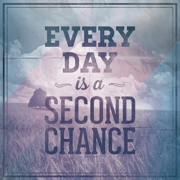 Famous Quotes About Second Chances