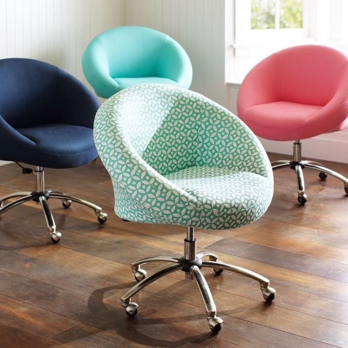 Egg Desk Chair  houseware  furniture  Pinterest