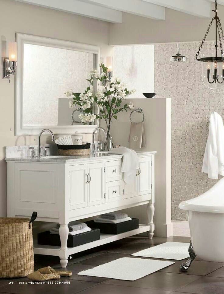 pottery barn bathrooms  28 images  pottery barn bathroom master bathroom bath reno 101