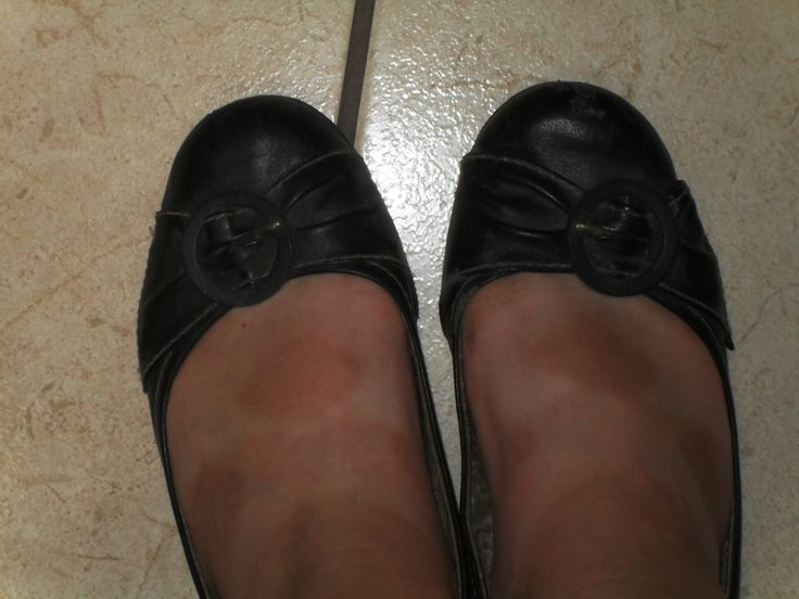 My amazing tan line on my feet from my sandals.