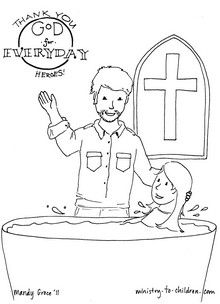 Everyday Heroes Pages Coloring Pages