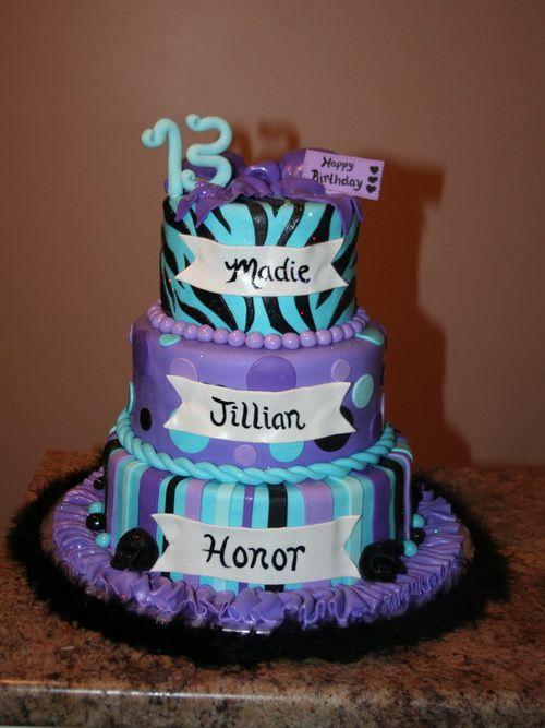 Boys 13th Birthday Cake Ideas And Designs
