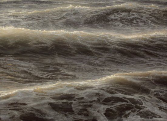Ran Ortner - portfolio - paintings ~ Just because these paintings are amazing and the ocean and the wave is my  favorite yoga philosophy analogy! --Bob W.
