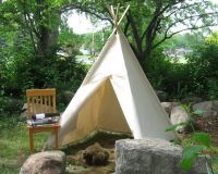 Teepee Pattern, Easy to Sew, Play Tent Pattern, Kids Tent ...