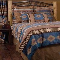 Sierra Bed In A Bag Set | Southwestern Bedding Sets ...