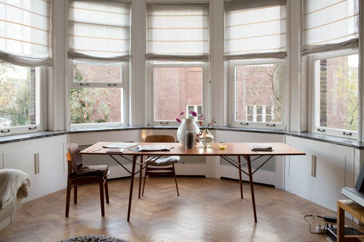 Marina van Goor's apartment in Amsterdam / photo by Jordi Huisman
