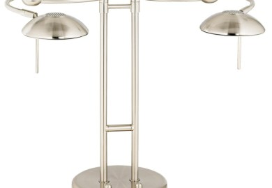 Halogen Double Swing Arm Desk Lamp Www
