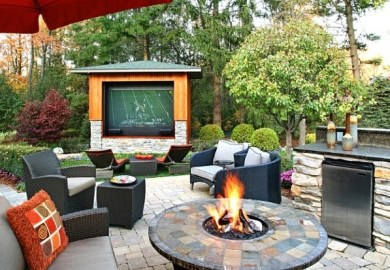 Images About Backyard Patio Ideas On Pinterest