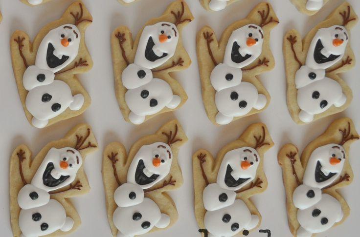 biscotti Olaf