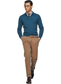 Polo & tie   Men's Style   Pinterest