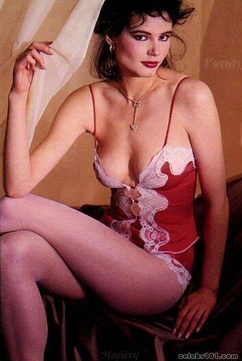 Geena Davis Victorias Secret