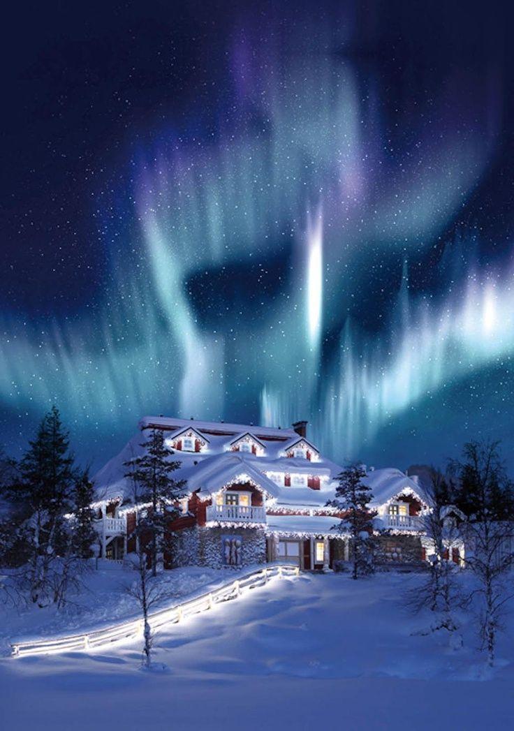 Finland Igloo Northern Lights Price