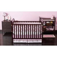 Bsf Baby Grace 4 In 1 Crib Changing Table And Clothing ...
