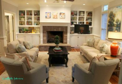 Design Living Room Furniture Layout