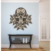 sugar skull wall decor | Decor for the Casa | Pinterest