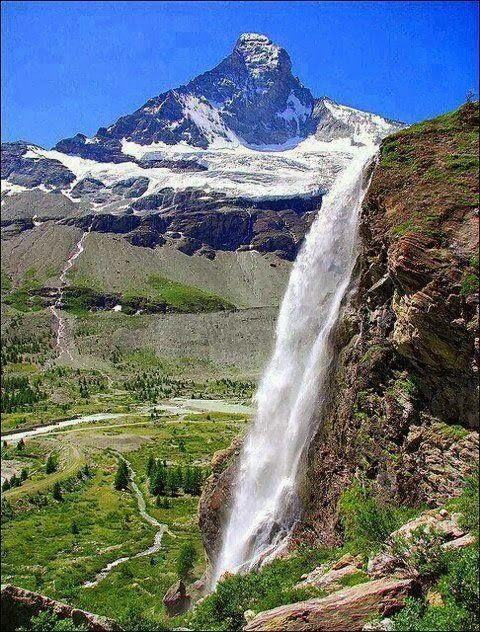Manthoka Waterfalls , Gilgit Baltisitan, Pakistan