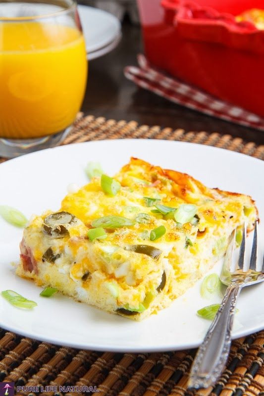 egg cheese casserole recipes breakfast pinterest