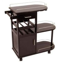 Portable Bar Cart | For the Home | Pinterest