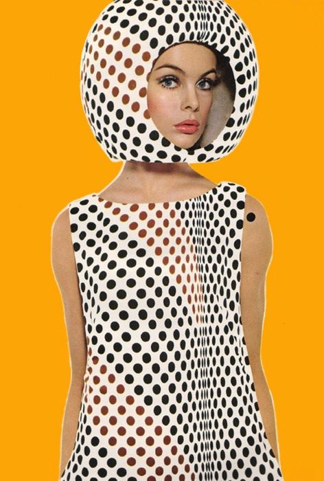 Harper's Bazaar April 1965. Jean Shrimpton by Richard Avedon