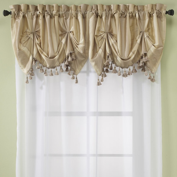 Valances Bed Bath And Beyond