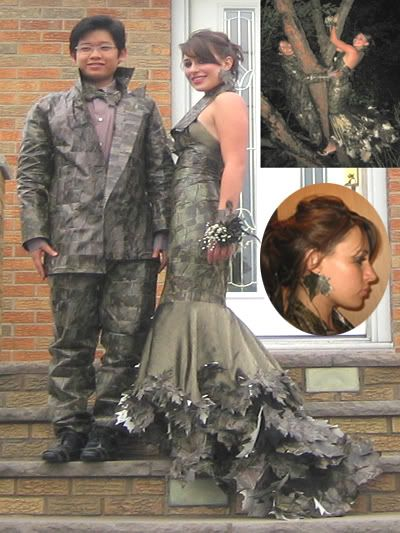 more camo prom  Bad or Weird Fashion  Pinterest