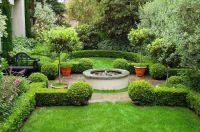 Mediterranean Courtyard Garden | Luxury Gardens & Garden ...