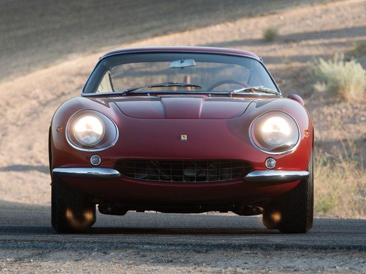 1967 Ferrari 275 GTB/4, ex-Steve McQueen. Photo: Darin Schnabel ©2014 Courtesy of RM Auctions.