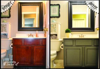 Ideas About Painting Kitchen Cabinets On Pinterest