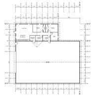 40x60 Shop With Living Quarters Plan | Joy Studio Design ...