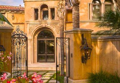 Mediterranean Decor On Pinterest Tuscan Homes Old World