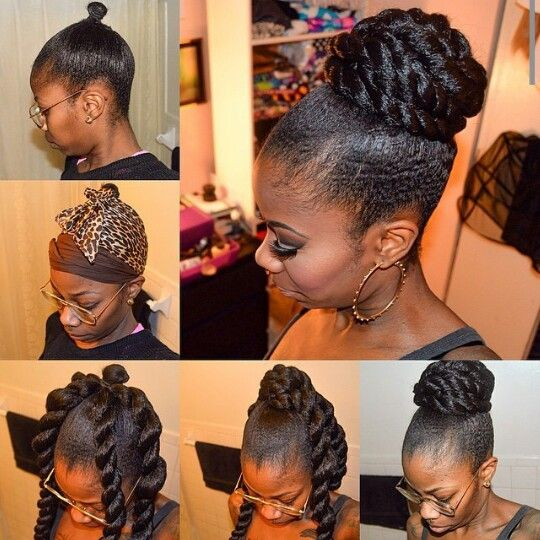 388 Best Hair Images Natural Hair Styles Curly Hair Styles