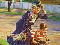 Joys of Grandmotherhood