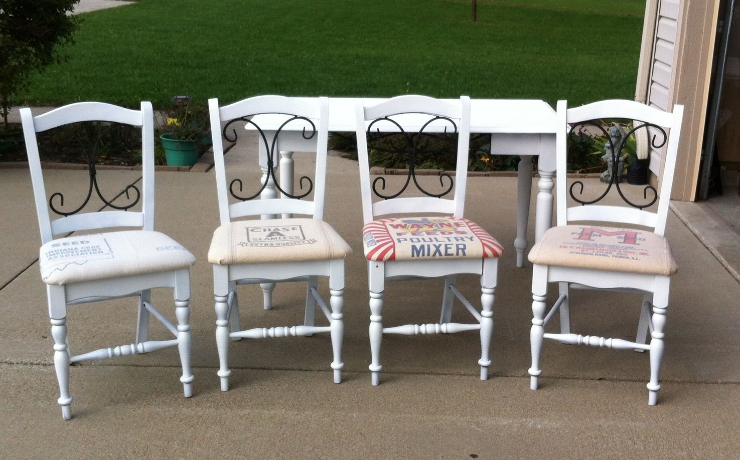 chair covers by ruth walmart com chairs pin williams on farmhouse style pinterest