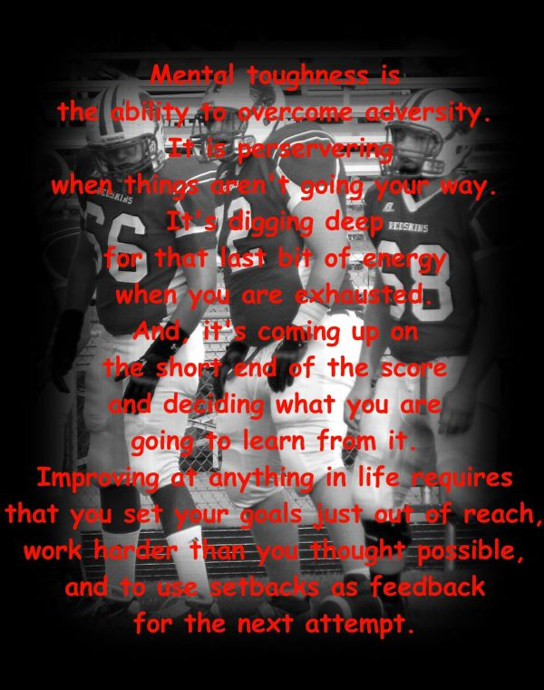 Mental Toughness Quotes | Bobby Knight Quote Mental Toughness Physical Imgurl