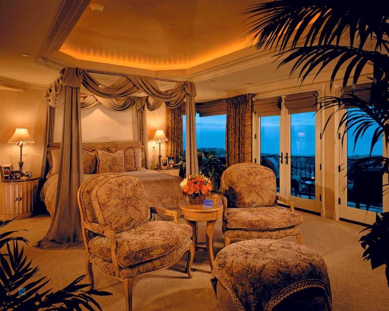 Tuscan bedroom