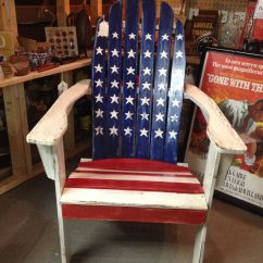 American Flag Chair Black Leather Accent Chairs My Diy Do It Yourself Pinterest