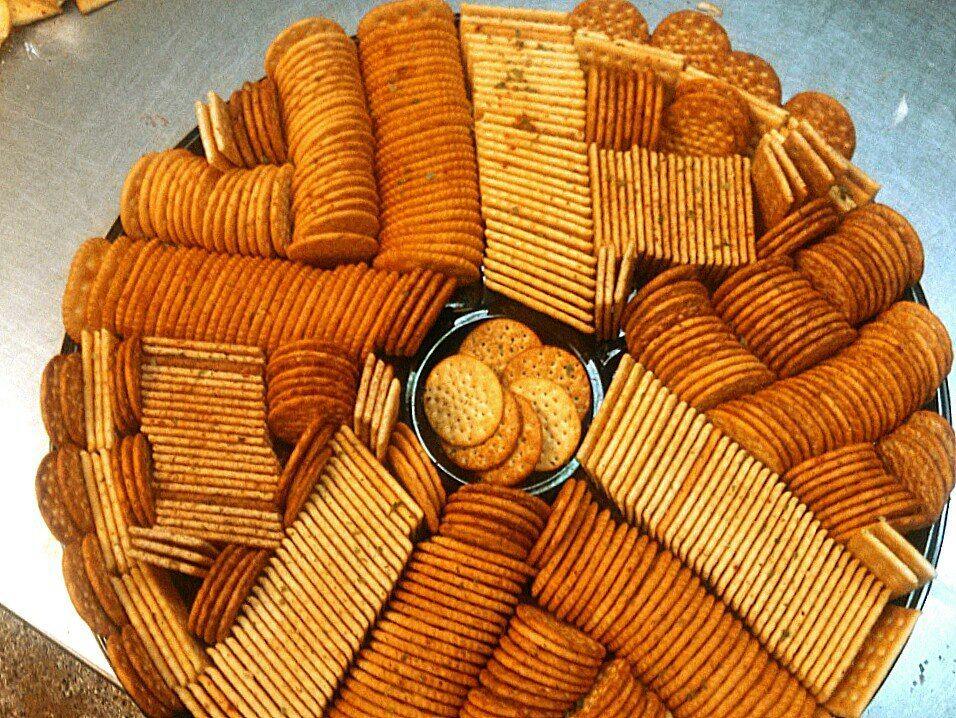 Cracker Trays