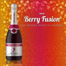 Barefoot Bubbly Berry Fusion Drinking Pleasure