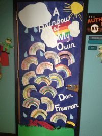 Classroom Door Decoration Contest | Education | Pinterest