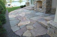 Stone paver patio | Home | Pinterest