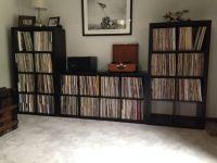 Ikea Record Storage | Car Interior Design