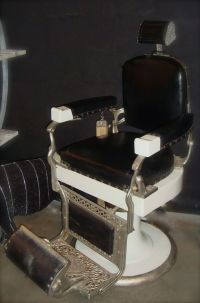 old barbers chair antique barber chair antiques pinterest