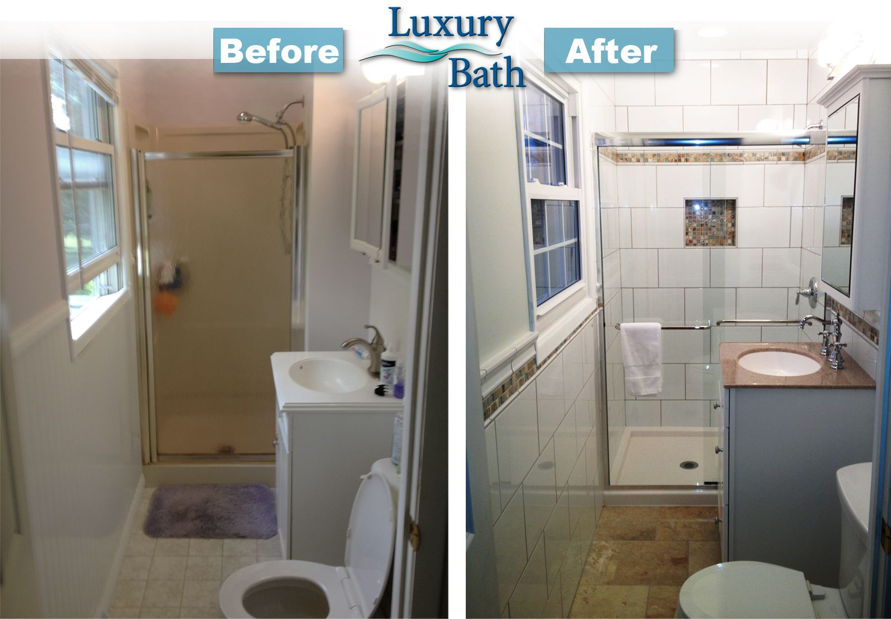 Looking For Small Bathroom Remodeling Ideas? Here Is A