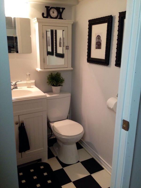 Small Bathroom Decorating Ideas Pinterest