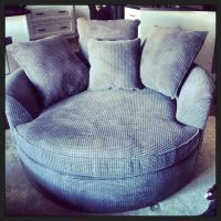 Nest chair at Urban Barn! Love!! | mi casa | Pinterest