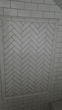 Decosee: Herringbone Tile Pattern