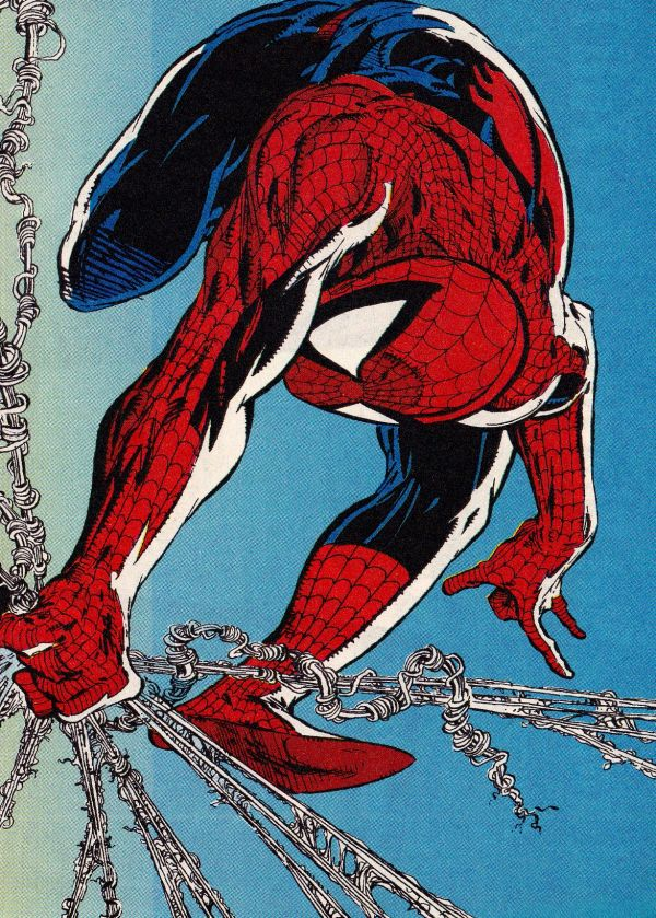 Todd McFarlane Spider-Man Marvel Comics